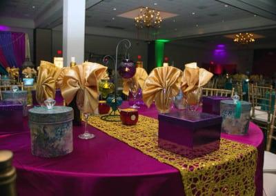 Arabian Nights party theme