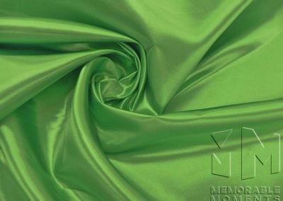 Satin - Lime Green 38