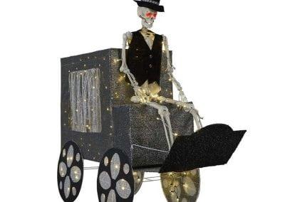 halloween-party-rental-virginia-fredericksburg-LED-Haunted-Carriage-Skeleton-129