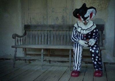 halloween-party-rental-virginia-fredericksburg-sitting-clown