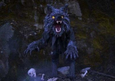 halloween-party-rental-virginia-fredericksburg-werewolf