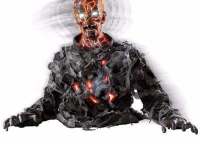 halloween-party-rental-virginia-fredericksburg-zombie-groundbreaker-smoldering-zombie-prop
