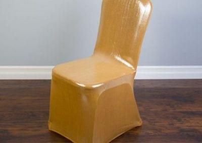 rental-linen-chaircovers-rental-dc-fredericksburg-va-Champagne Shimmering-Stretch