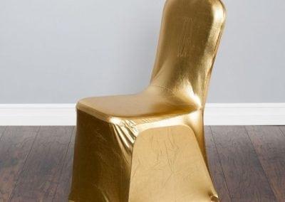 rental-linen-chaircovers-rental-dc-fredericksburg-va-Metallic-Gold-Stretch
