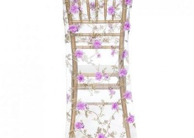 rental-linen-chaircovers-rental-dc-fredericksburg-va-Roses Chiavari Chair Cover