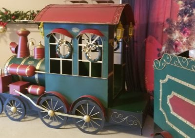 Speciality Props-rental-Train-Party Theme-1