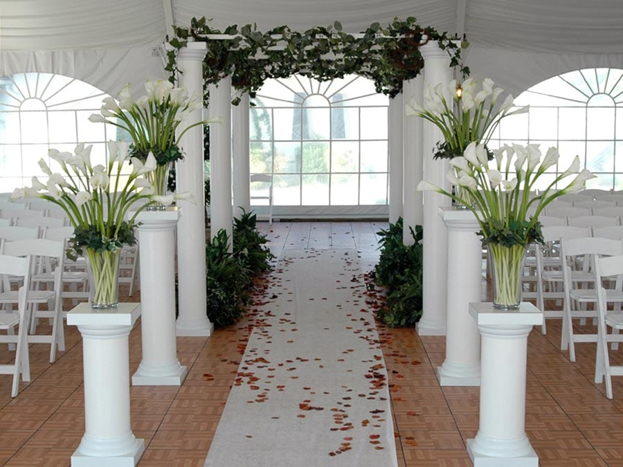 Archways doorways memorable moments fredericksburg va wedding ceremony archway rental junglespirit Choice Image