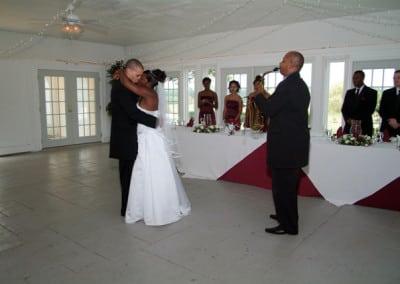 Saxaphonist Wedding Fredericksburg VA