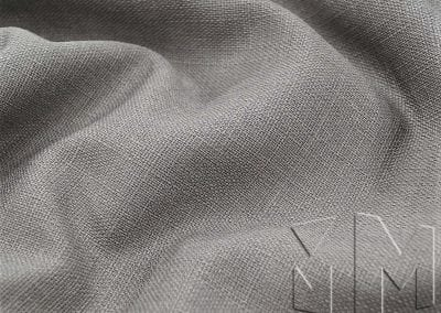 Rustic Linen - Silver