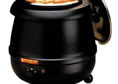 catering equipment-rental-dinner-soup warmer
