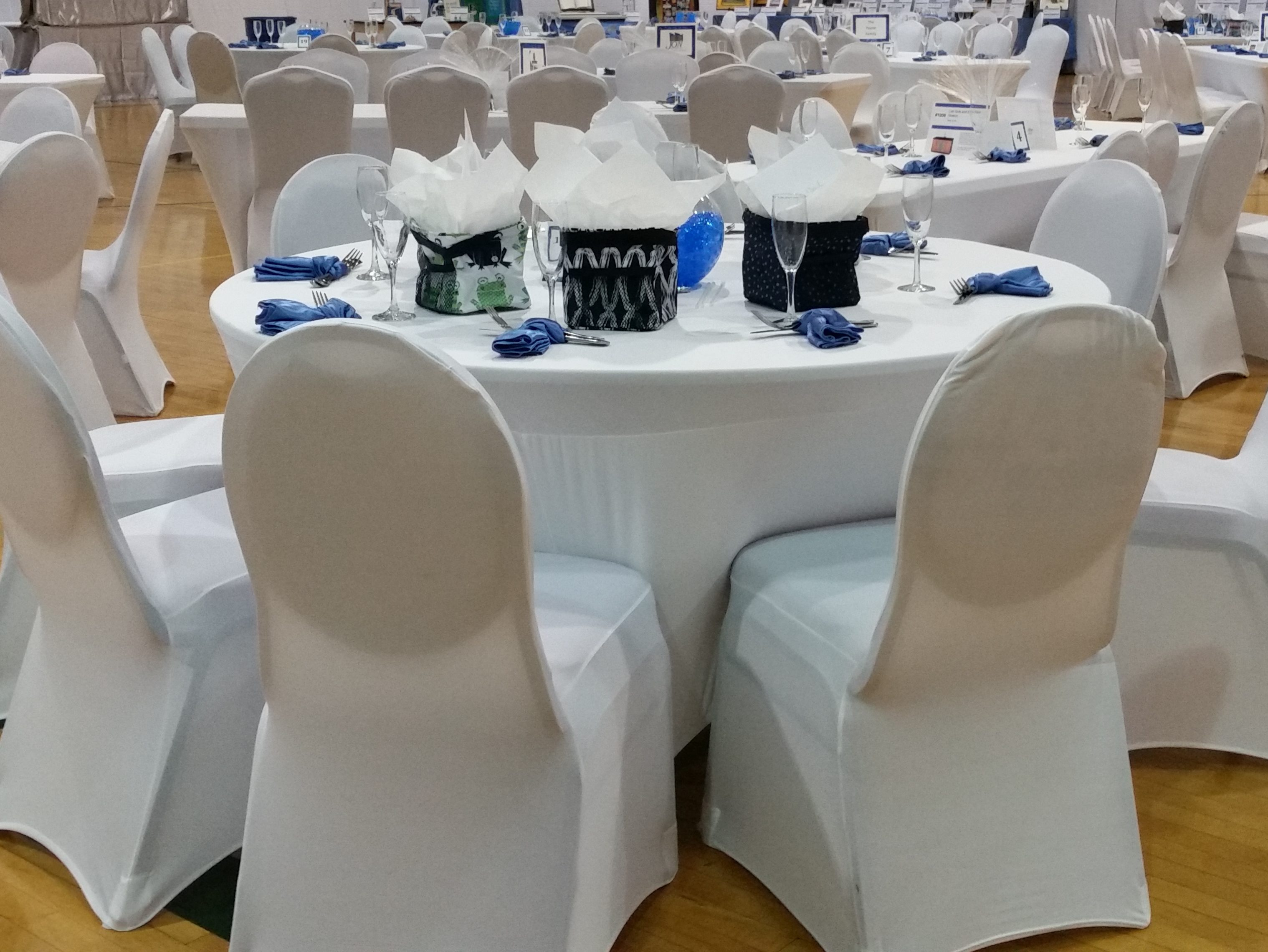 Memorable Moments & Chair Covers and Sashes | Memorable Moments