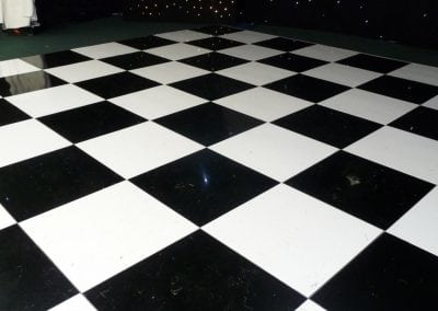 Dance-party-rental-Black&Wht-Dancefloor-1