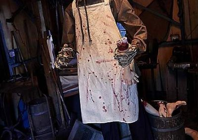 MM-halloween-party-rental-fredericksburg-VA-BurlapScarecrow